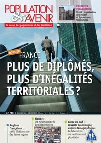 France - Plus de diplômés, plus d'inégalités territoriales ?