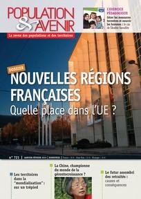 Nouvelles régions françaises