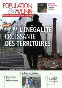 France : l'inégalité économique des territoires