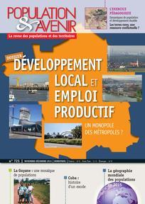 Développement local et emploi productif