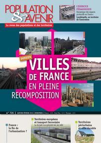 Villes de France: en pleine recomposition