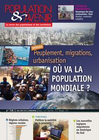 Peuplement, migrations, urbanisation : où va la population mondiale ?