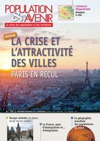 La crise et l'attractivité des villes