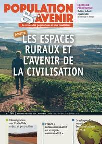 Les espaces ruraux et l'avenir de la civilisation