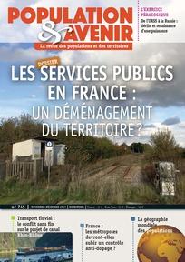 Les services publics en France: un déménagement du territoire?