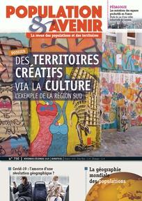 Des territoires créatifs <em>via</em> la culture