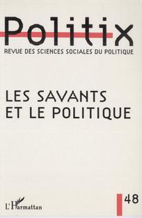 Les savants et le politique