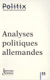 Analyses politiques allemandes