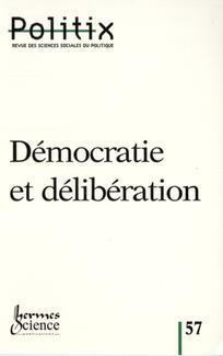 Démocratie et délibération