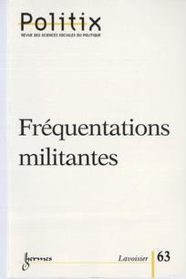 Fréquentations militantes