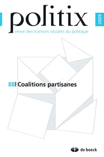 Coalitions partisanes