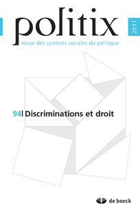 Discriminations et droit