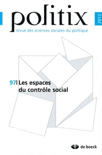 Les espaces du contrôle social
