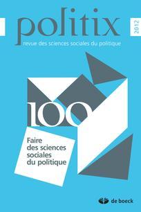 Faire des sciences sociales du politique