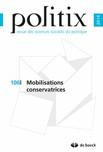Mobilisations conservatrices