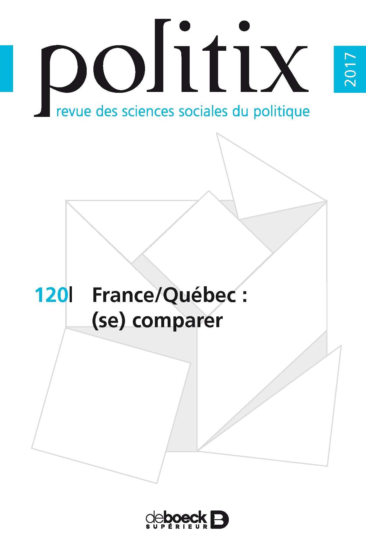 France/Québec : (se) comparer