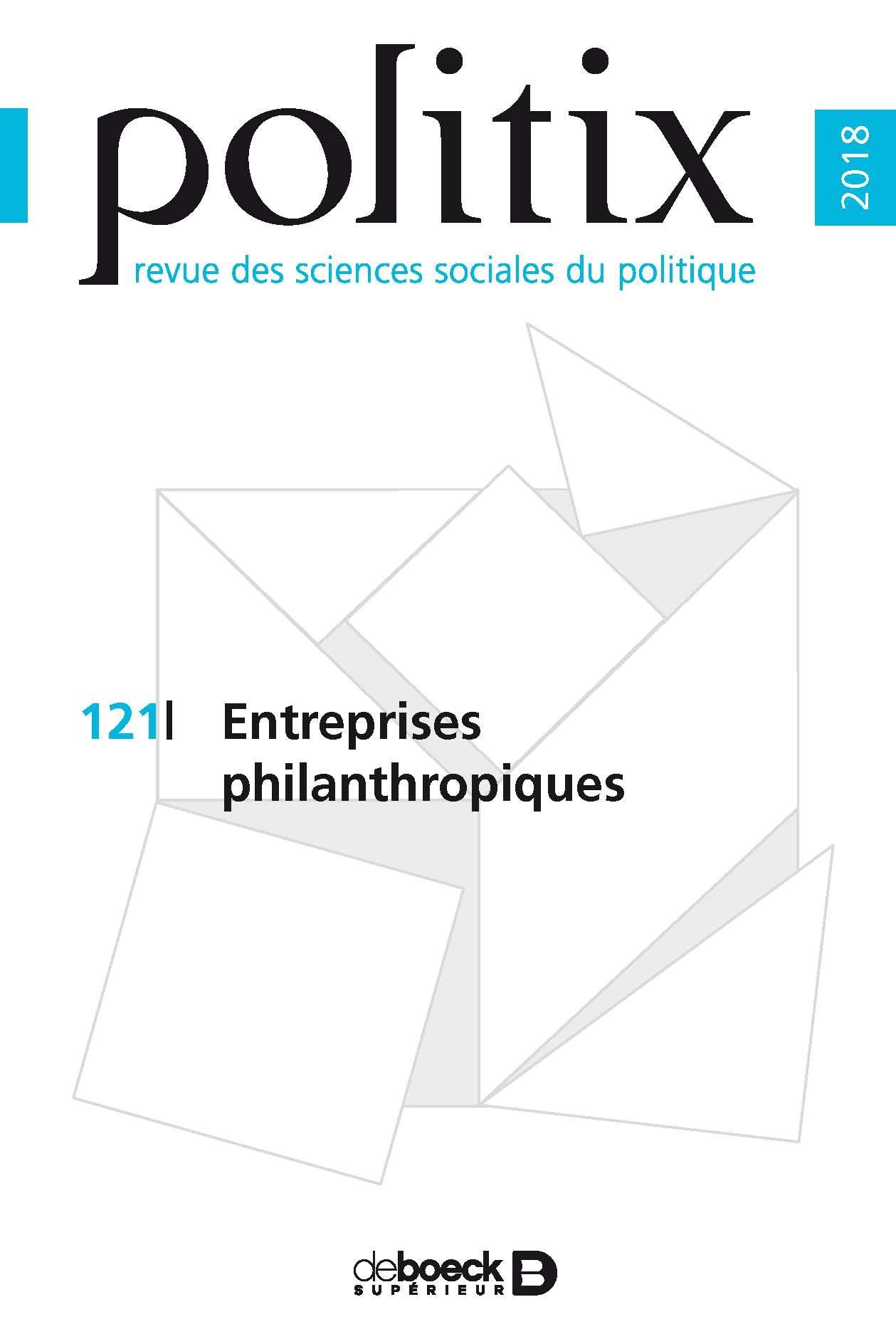 Entreprises philanthropiques