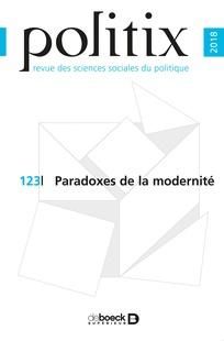 Paradoxes de la modernité