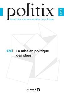 La mise en politique des idées