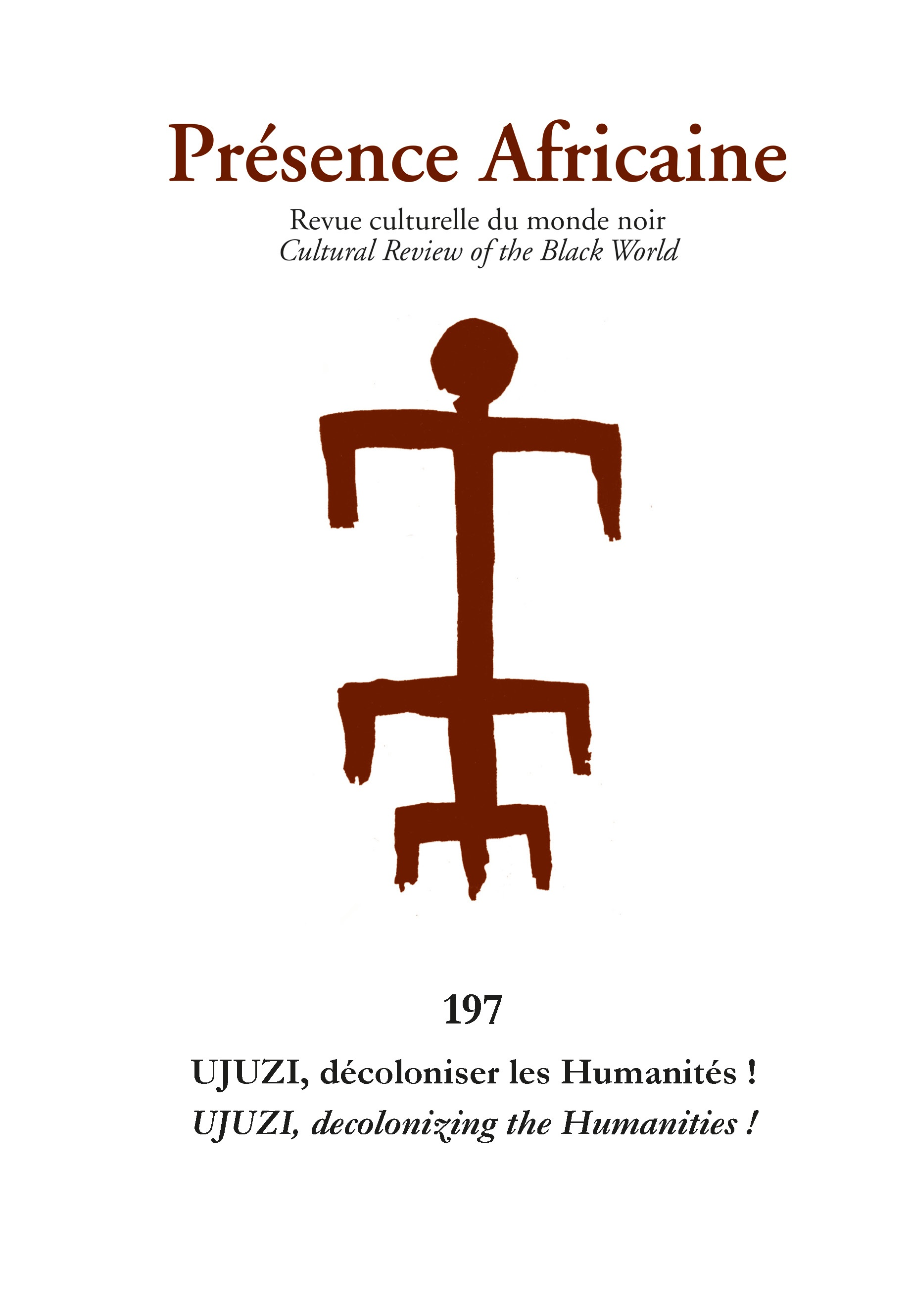 Plan D Une Case Africaine decolonizing the humanities in africa: the search for reason