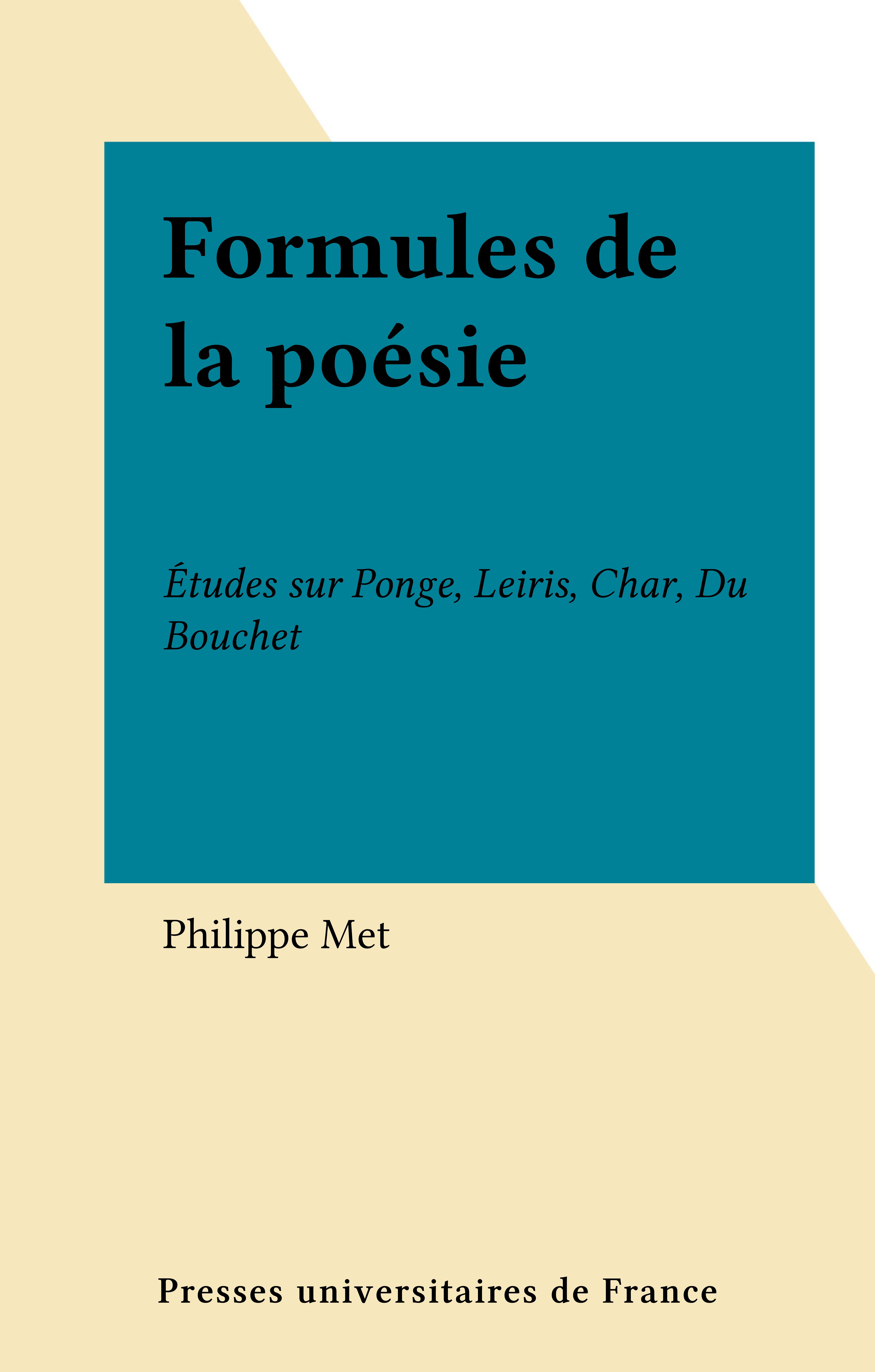 L Aphorisme De Rene Char La Dynamique D Un Espace Poetique Dans Tous Ses Eclats Cairn Info