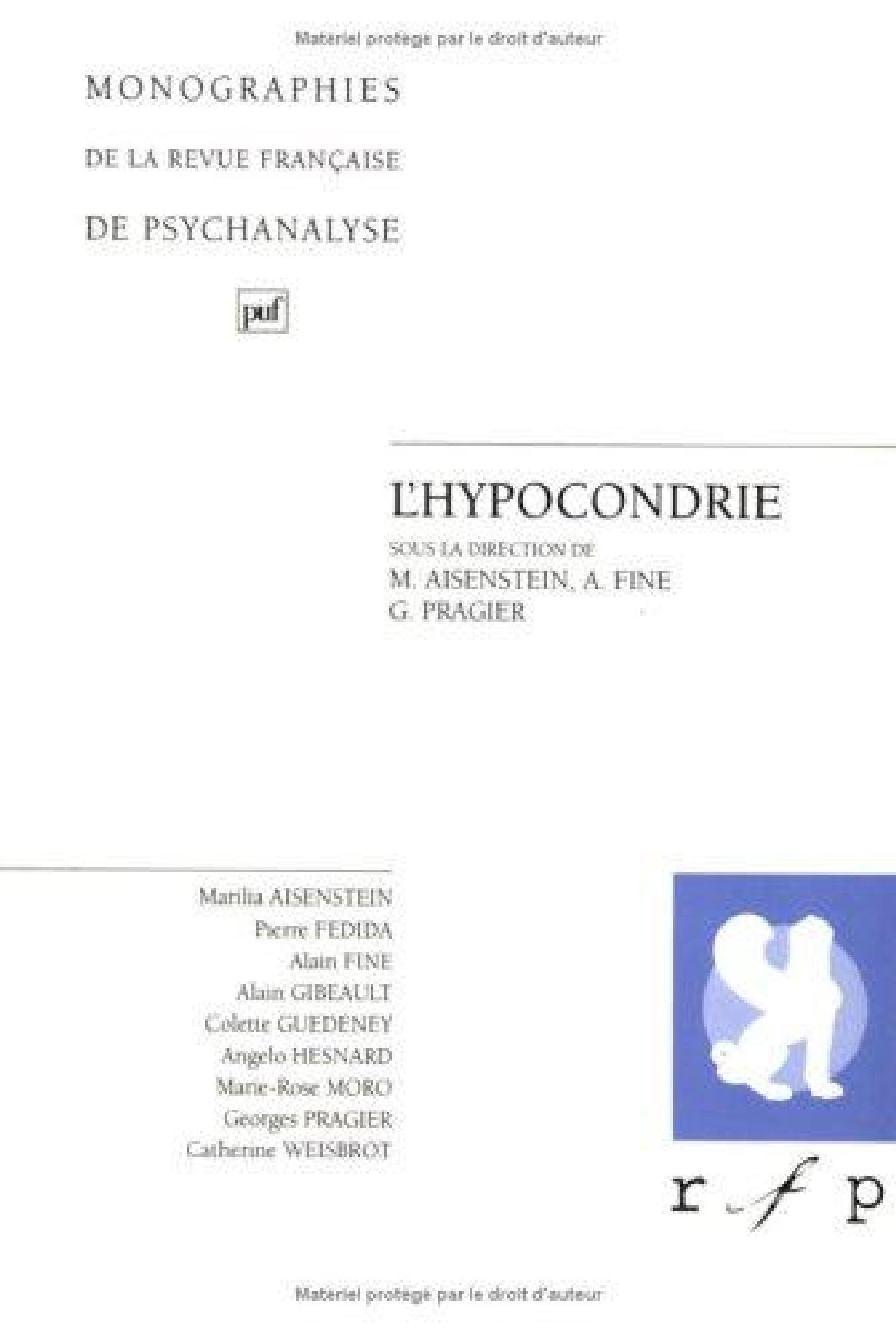L'histoire de l'hypocondrie | Cairn.info