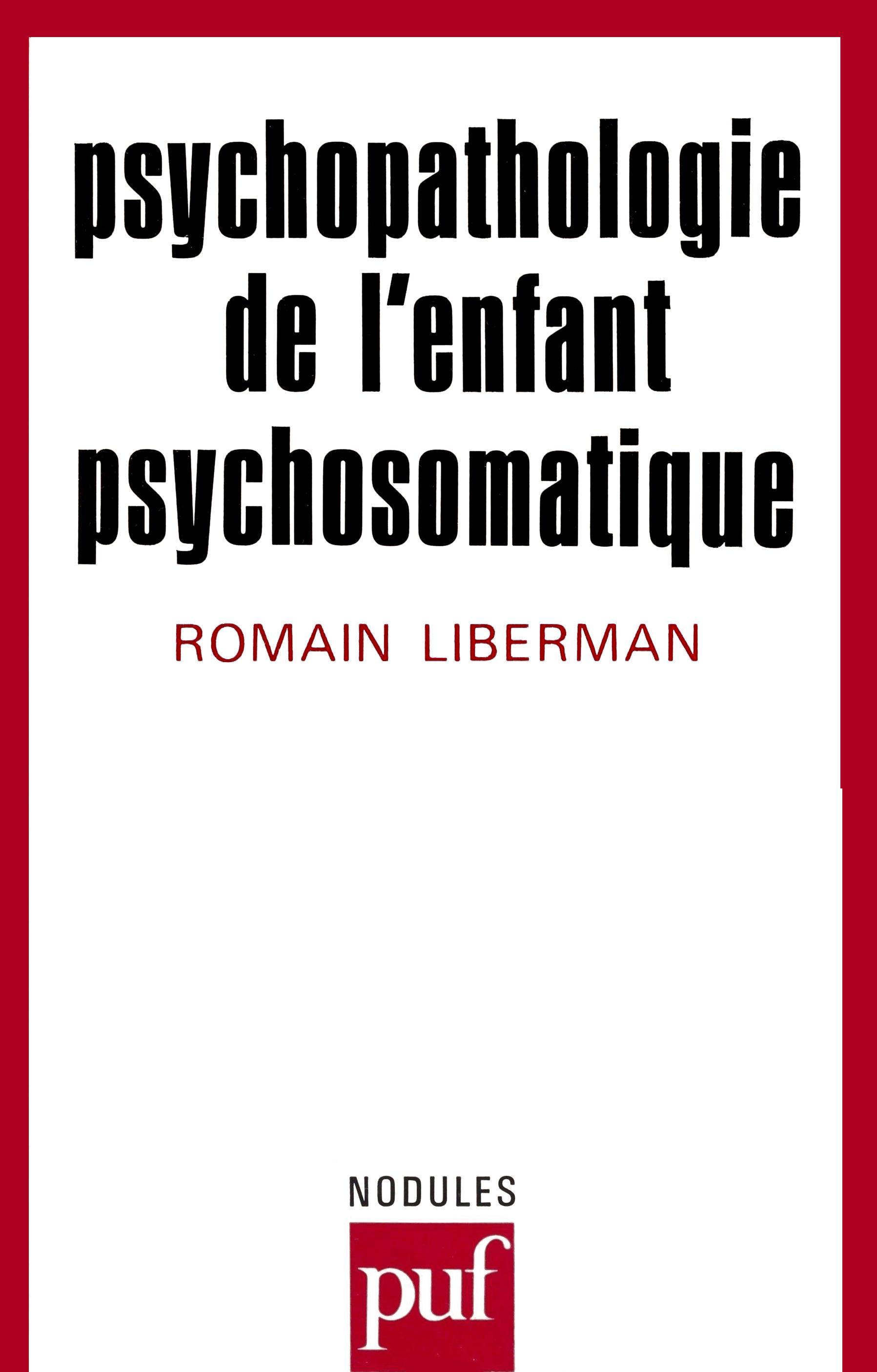 2 - Clinique et psychopathologie des troubles psychosomatiques chez ...