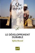 Sylvie BRUNEL, Le développement durable, QSJ, 2009 (3e éd.) PUF_BRUNE_2009_01_L148