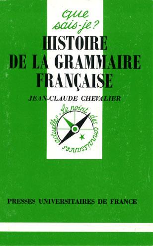 Les Grammaires Francaises A La Renaissance Cairn Info