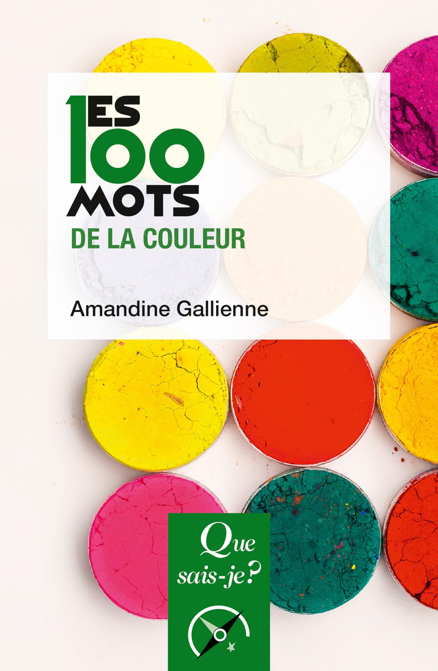 Les 100 Mots De La Couleur Cairninfo