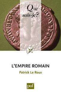 couverture de L'Empire romain
