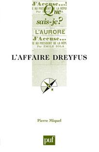 couverture de L'affaire Dreyfus