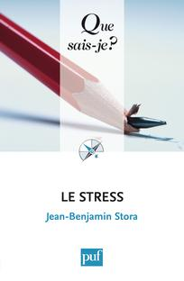 couverture de Le stress