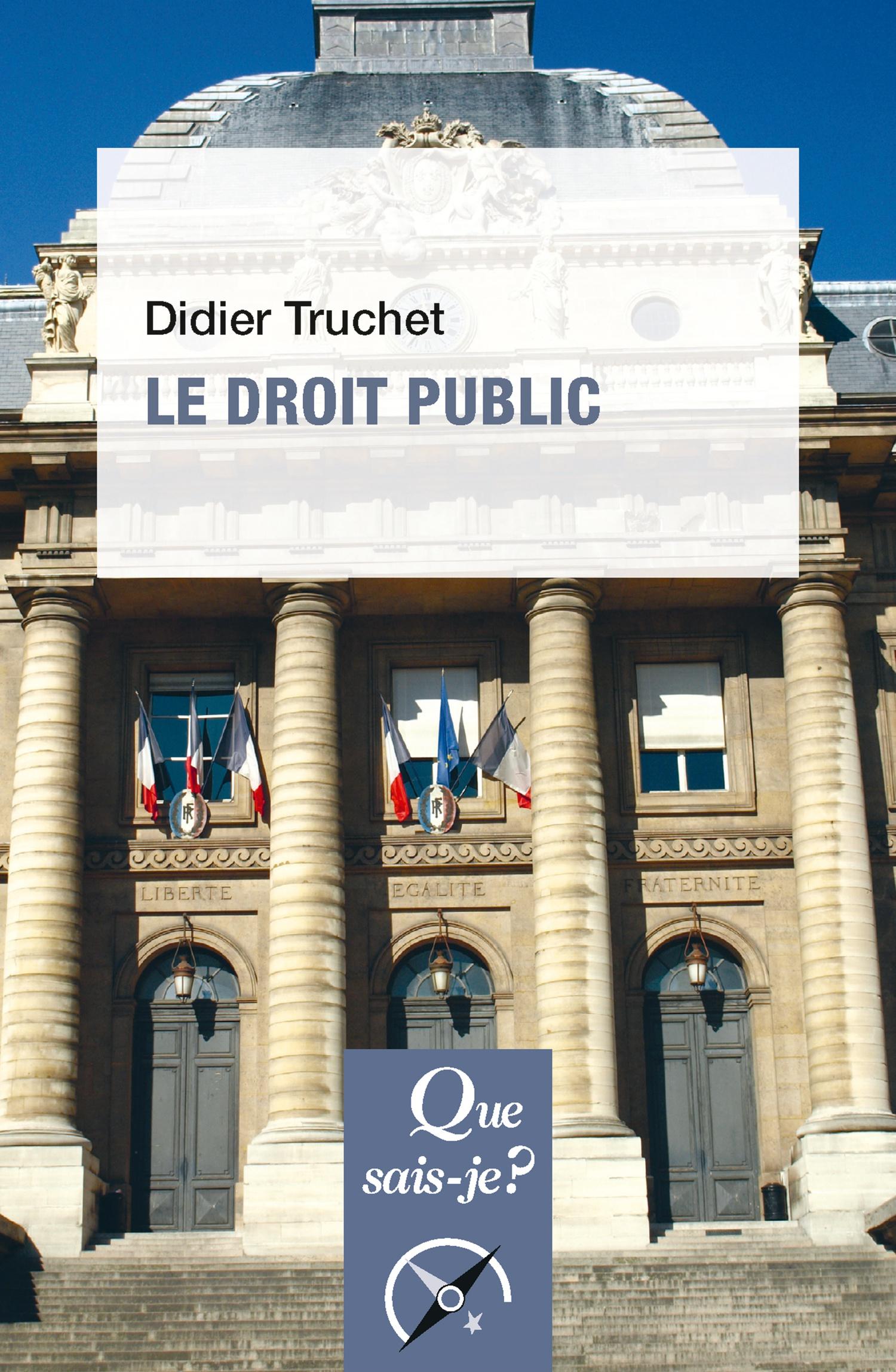 Chapitre II  Droit public et droit privé | Cairn info