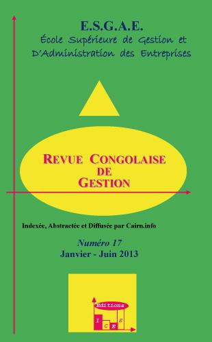 51556f7987ffe L évaluation du risque de crédit des entreprises  cas de la banque  congolaise de l habitat