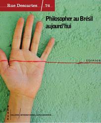 Philosopher au Brésil aujourd'hui