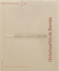 (In)actualités de Derrida