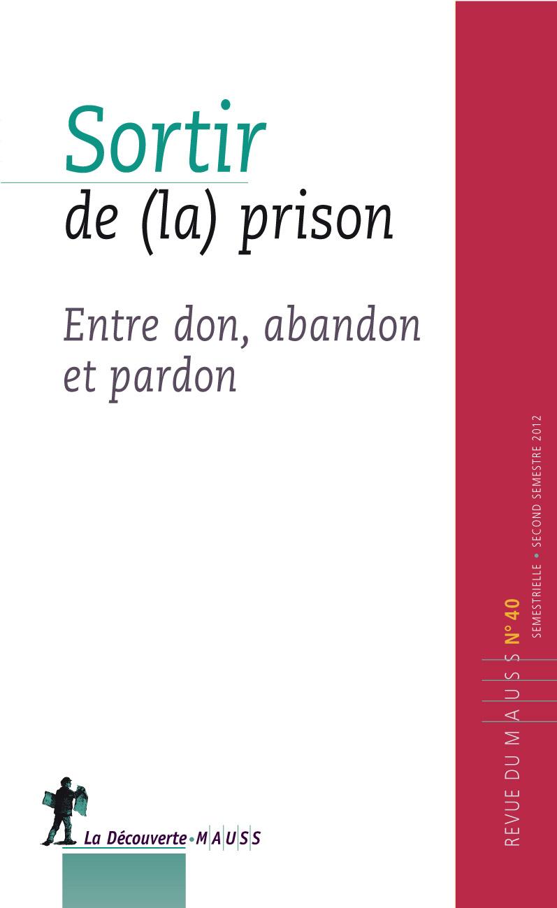 La Vulnerabilite Sociale Et Psychique Des Detenus Et Des Sortants De