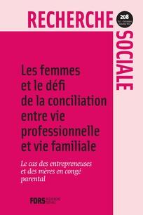 Le Rapport A L Emploi Des Femmes En Conge Parental Cairn Info