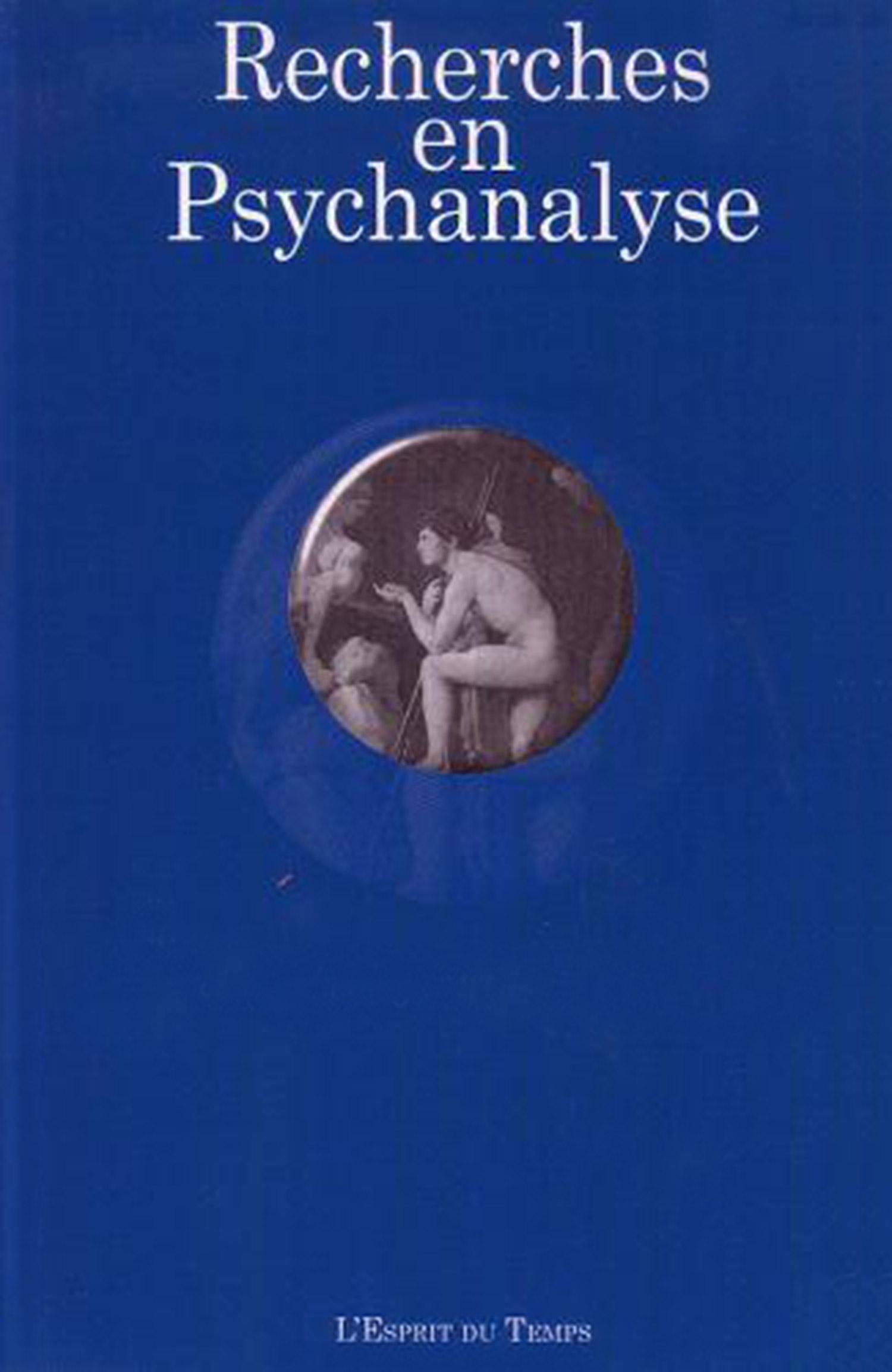 Gender In Psychoanalysis Cairnfo