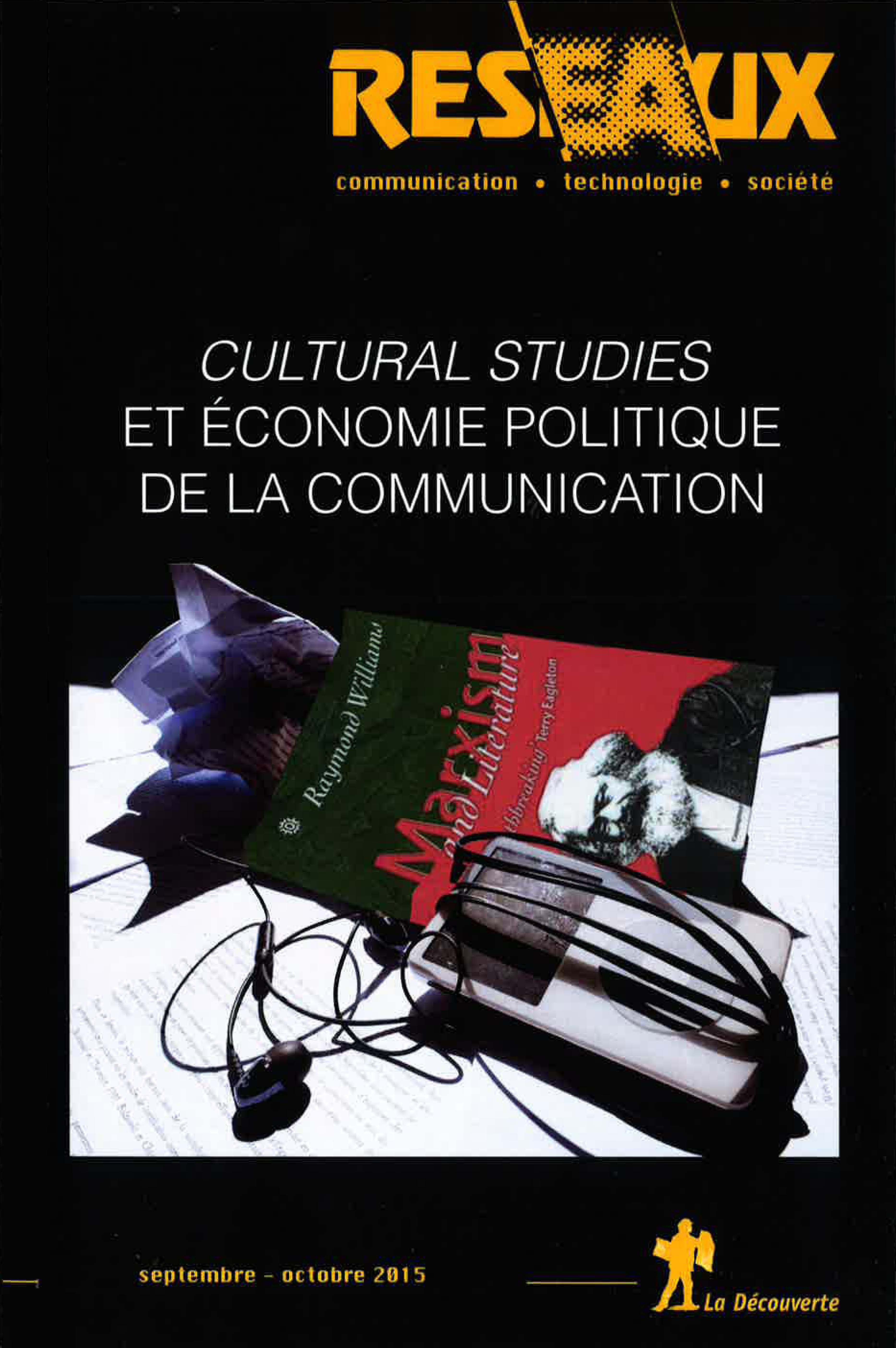 Cultural studies, production et économie morale | Cairn info