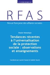 REVUE FRANCAISE DES AFFAIRES SOCIALES