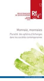 Revue Française de Socio-Économie 2013/2