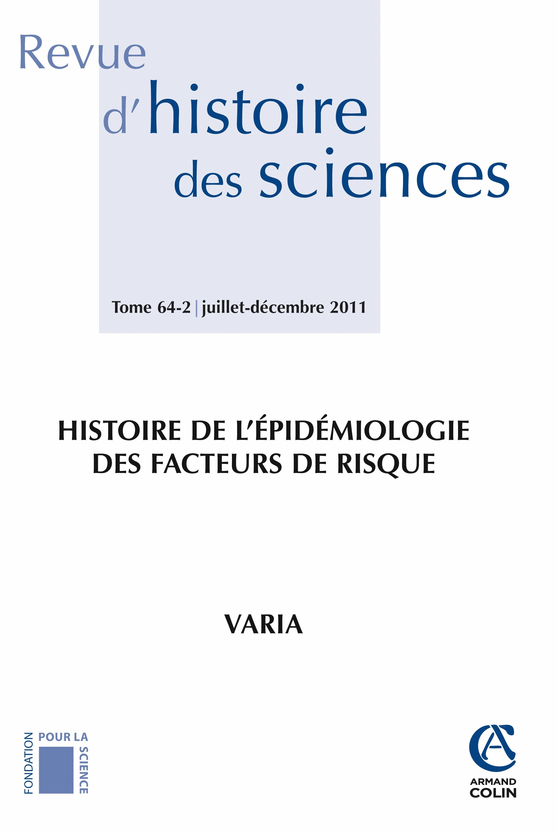 The Epidemiologic Transition And Changing Concepts Of