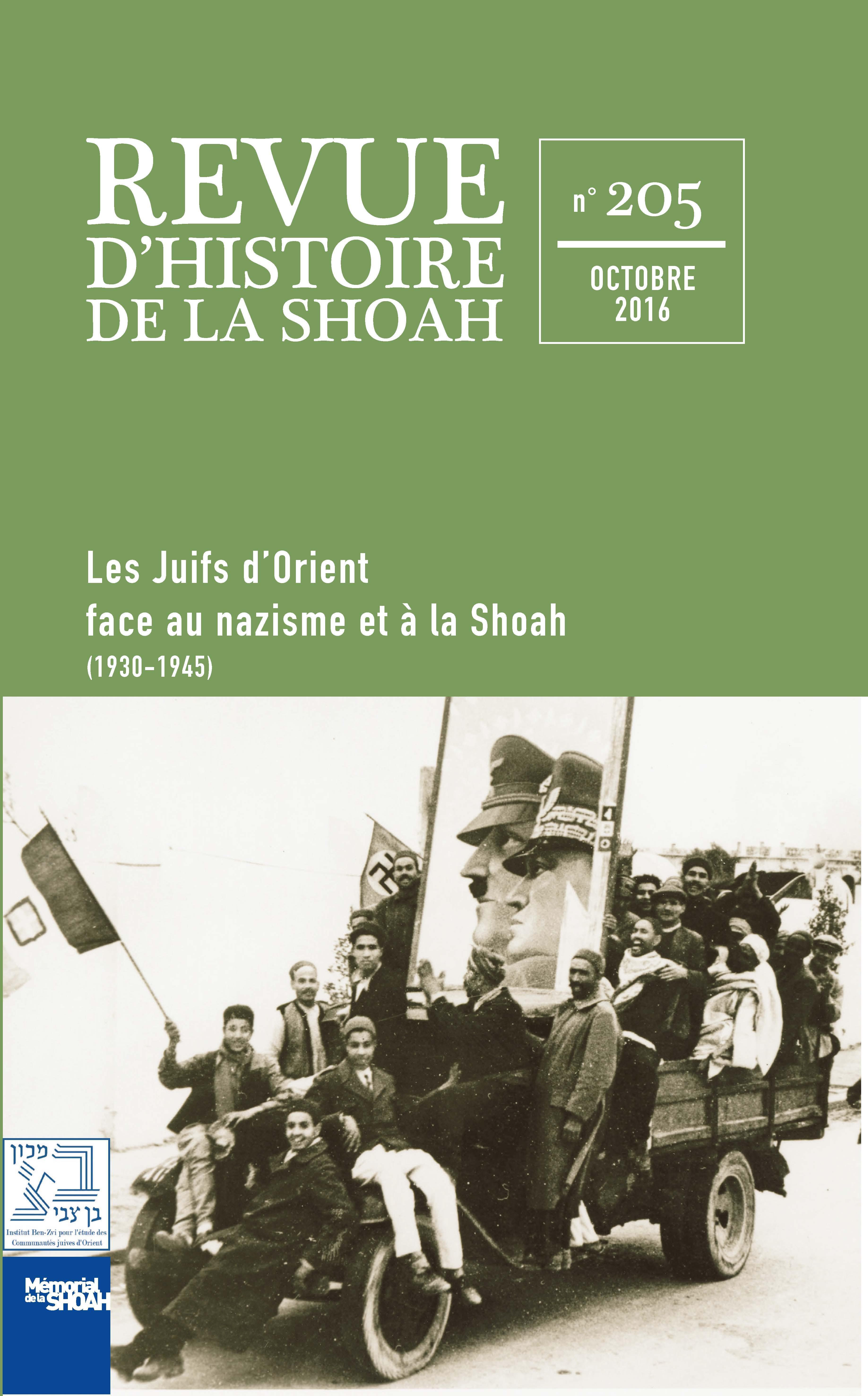 Fanatiques Antijuifs Sur La Voie Du Jihad Dans Le Sillage De Haj