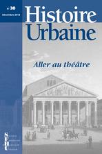Histoire urbaine 2013/3
