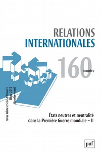 Relations internationales  2015/1