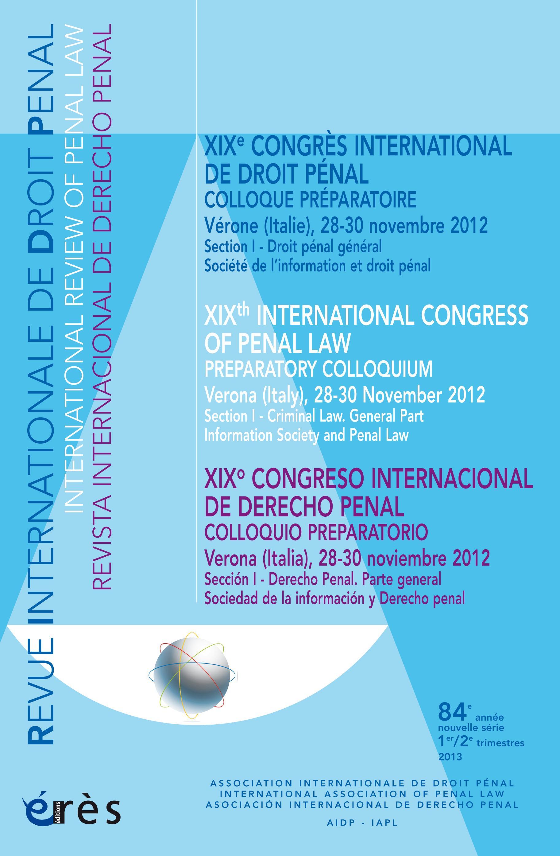 criminal responsibility of legal persons in spanish law cairn info2476 Artigo 168 Codigo Penal #18