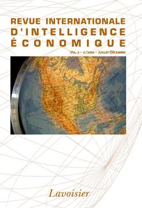 Revue internationale d'intelligence économique 2010/2