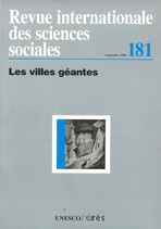 Revue internationale des sciences sociales  2004/3